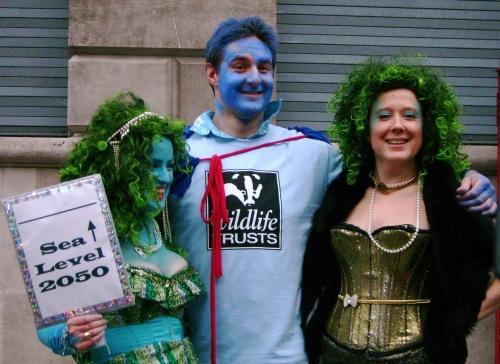 Climate Change Demo 2009